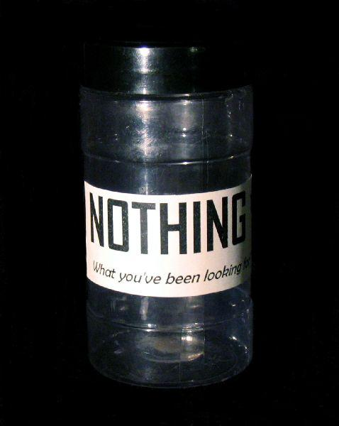 nothing-black