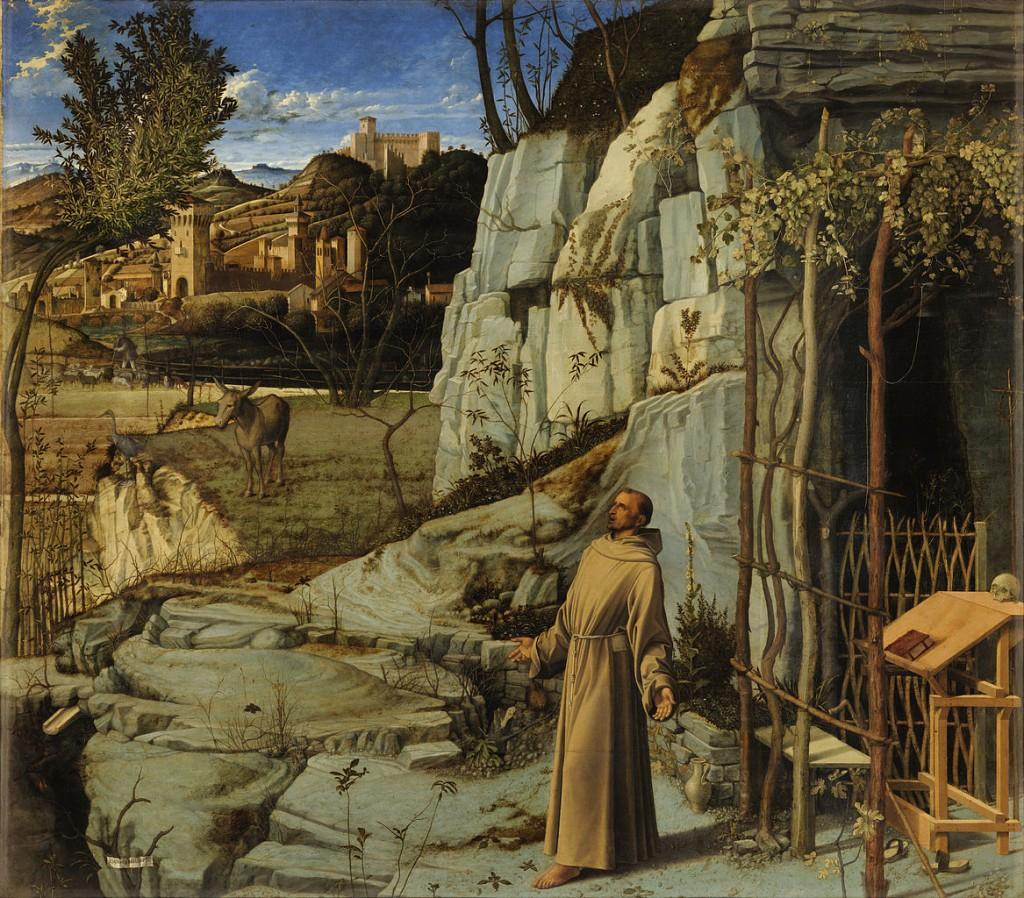 1167px-Giovanni_Bellini_-_Saint_Francis_in_the_Desert_-_Google_Art_Project